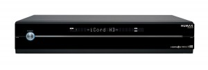 Der Humax PDR iCord mit einer 250 GB Festplatte